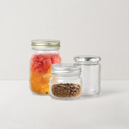 网易严选 日本制造 玻璃果酱保鲜瓶