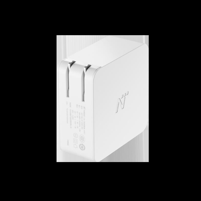 网易智造USB-C电源适配器(65W) (白)