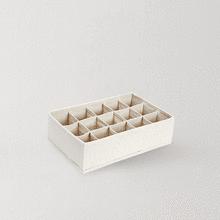 棉麻涤·内衣收纳盒