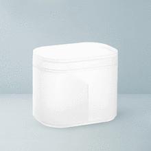 化妆棉/棒收纳盒