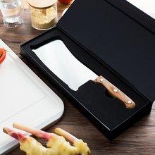 桦木龙骨柄 中华菜刀