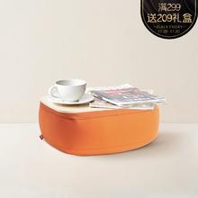 韩国制造 lazyman创意抱枕桌