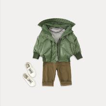 小童羽绒面包服 1-8岁