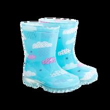 儿童云朵雨具(雨鞋雨衣雨披)