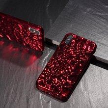 3D立体锡箔造型 手机软壳
