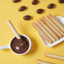 意大利制造 榛果巧克力手指饼干 104克