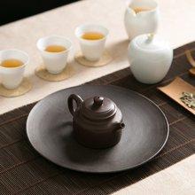 德钟壶 紫砂玉白茶具套装