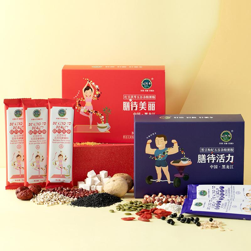网易严选 五谷杂粮粥粉 300克