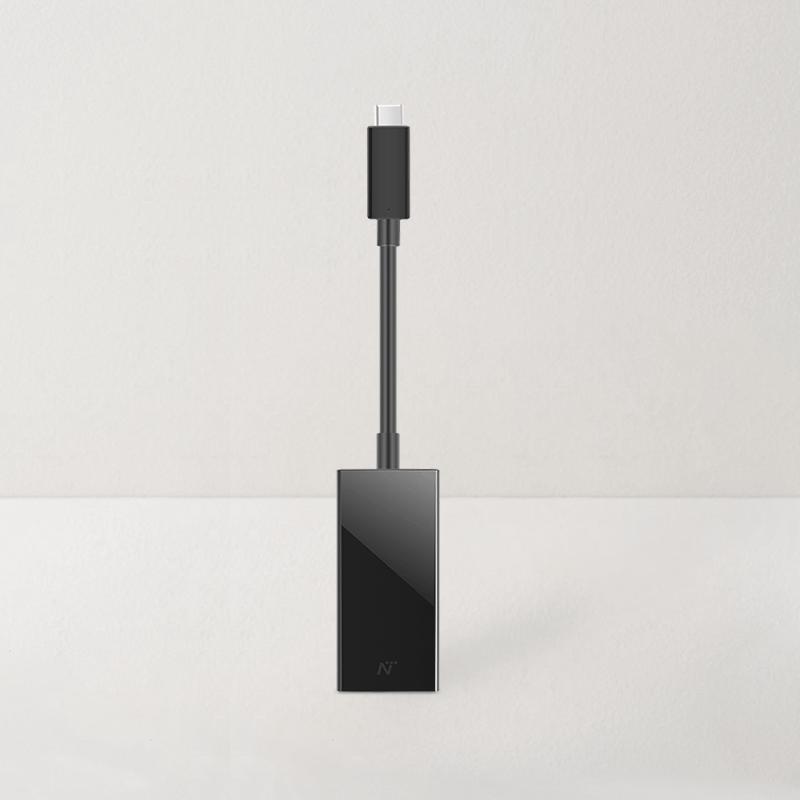 网易智造USB-C至HDMI转换器 (黑色)
