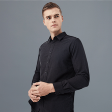 男式高端牦牛绒衬衫