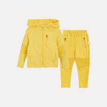 小童弹力运动套装(上衣+裤子) 1-8岁