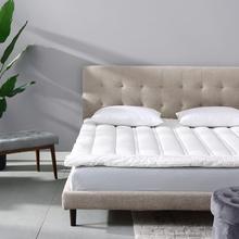 美式立体保暖羊毛床垫