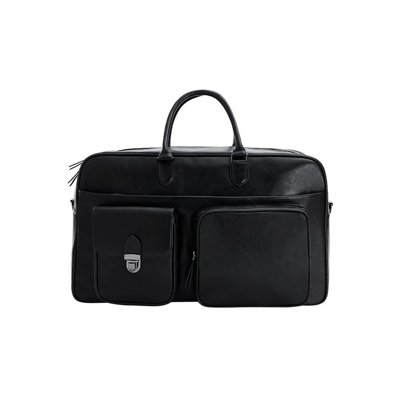 多功能商务旅行袋 (黑色)