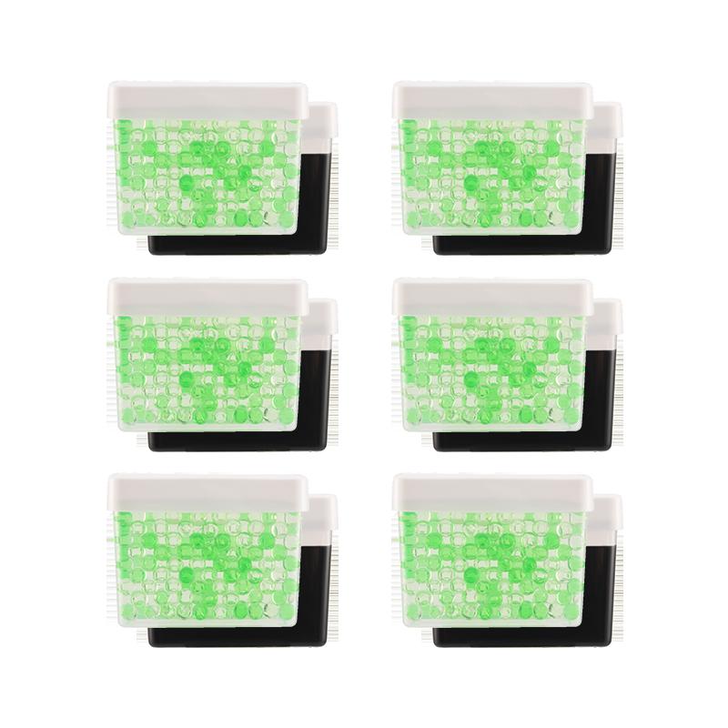 冰箱除味盒超值组 (6套囤货装(6盒凝珠+6盒凝胶))