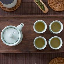 日式巧趣陶瓷茶具套装