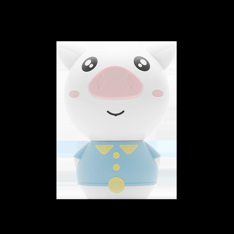 网易智造智能陪伴机器猪(嘟嘟) (晴空蓝)