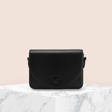 女式彩色斜挎小扣包